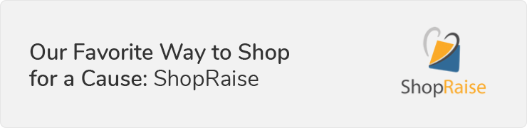 Shop for a cause with ShopRaise.