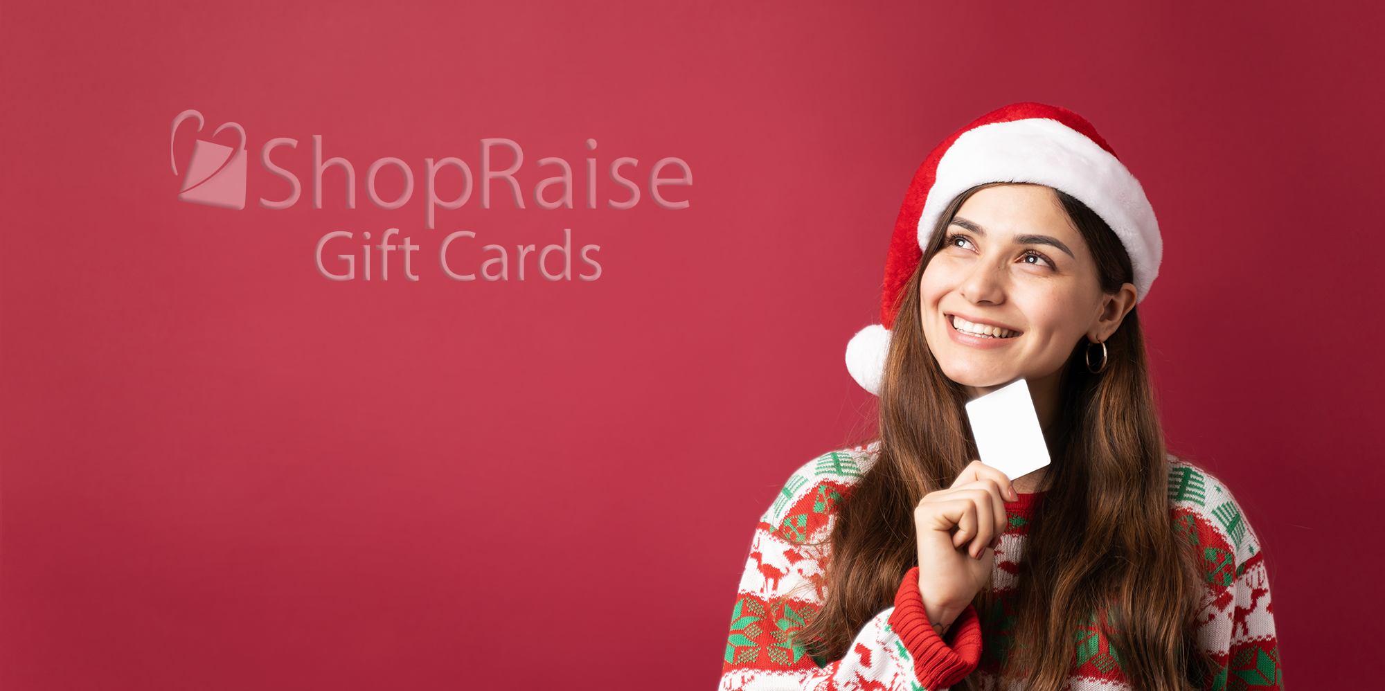 Gift card donations revamped
