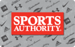 Buy Sports Authority Gift Cards